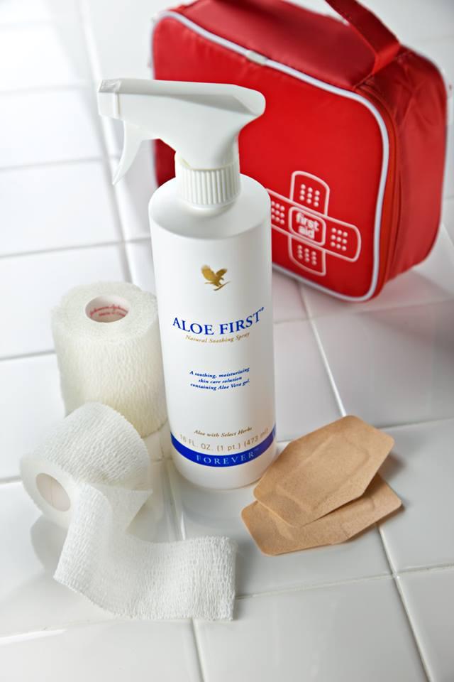 אלו פירסט - Aloe First