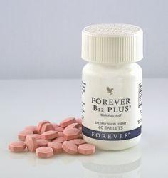 פוראור B12 פלוס - Forever B12 Plus with Folic Acid