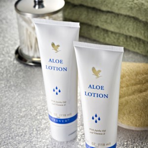 קרם אלו לושן - Aloe Lotion