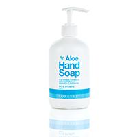סבון נוזלי - Aloe Hand Soap - פורמולה משופרת