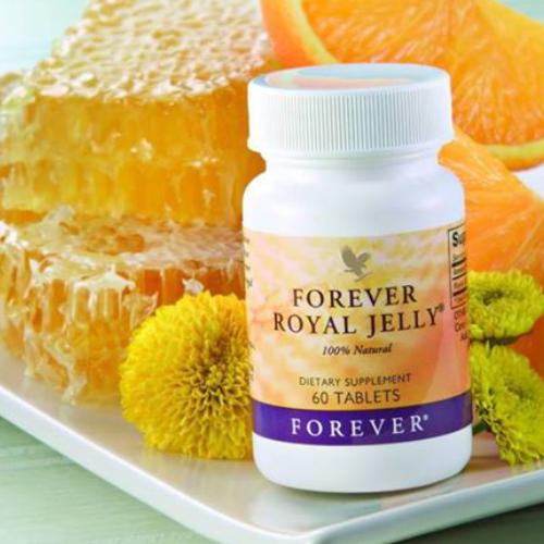 מזון מלכות Forever Royal Jelly