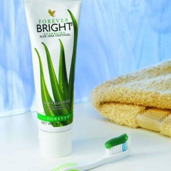 ג'ל לצחצוח שיניים פוראור ברייט – Forever Bright