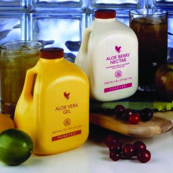 משקה אלוורה וחמוציות Aloe Berry Nectar