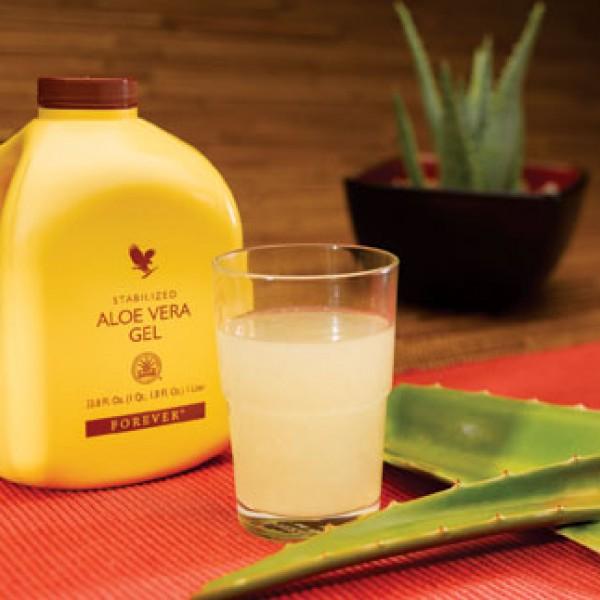 ג'ל אלוורה לשתיה – Aloe Vera Gel