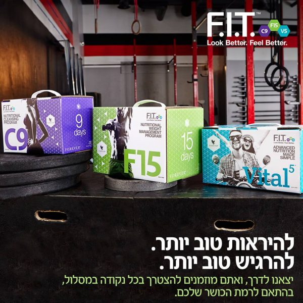 .F.I.T  תכנית בינלאומית